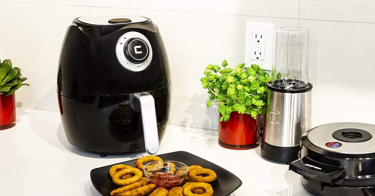 Chefman's 6.5-liter air fryer is down to $65 shipepd for today only (Reg. up to $140) - 9to5Toys