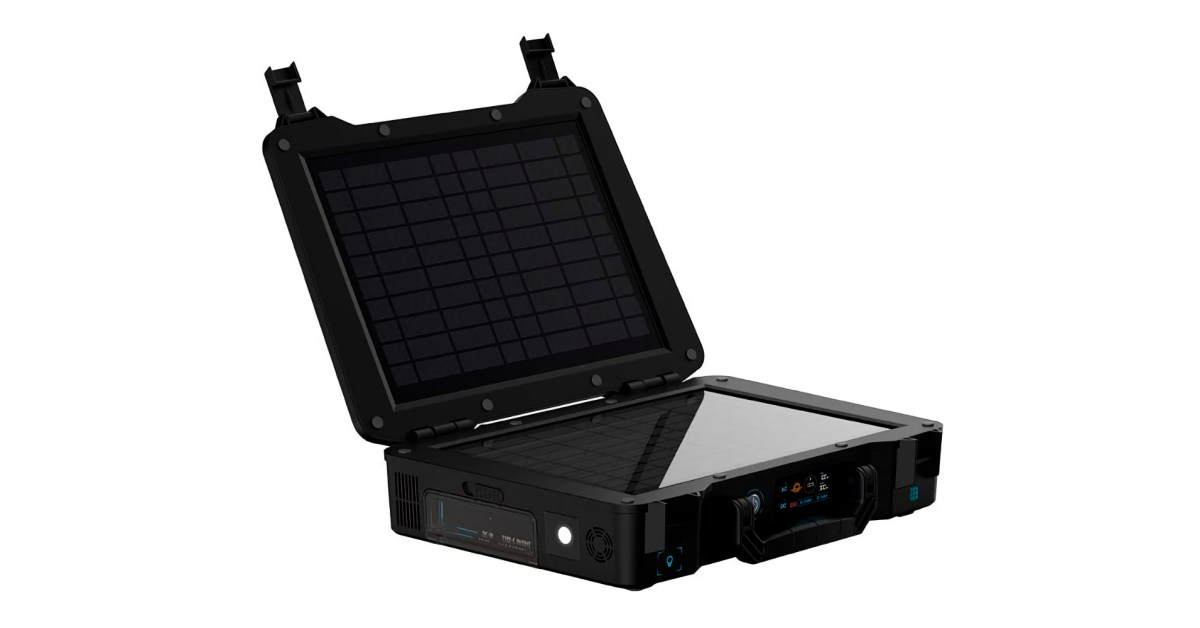 Renogy's 300Wh Portable Solar Generator wields USB-C, AC, more: $336 (All-time low) - 9to5Toys