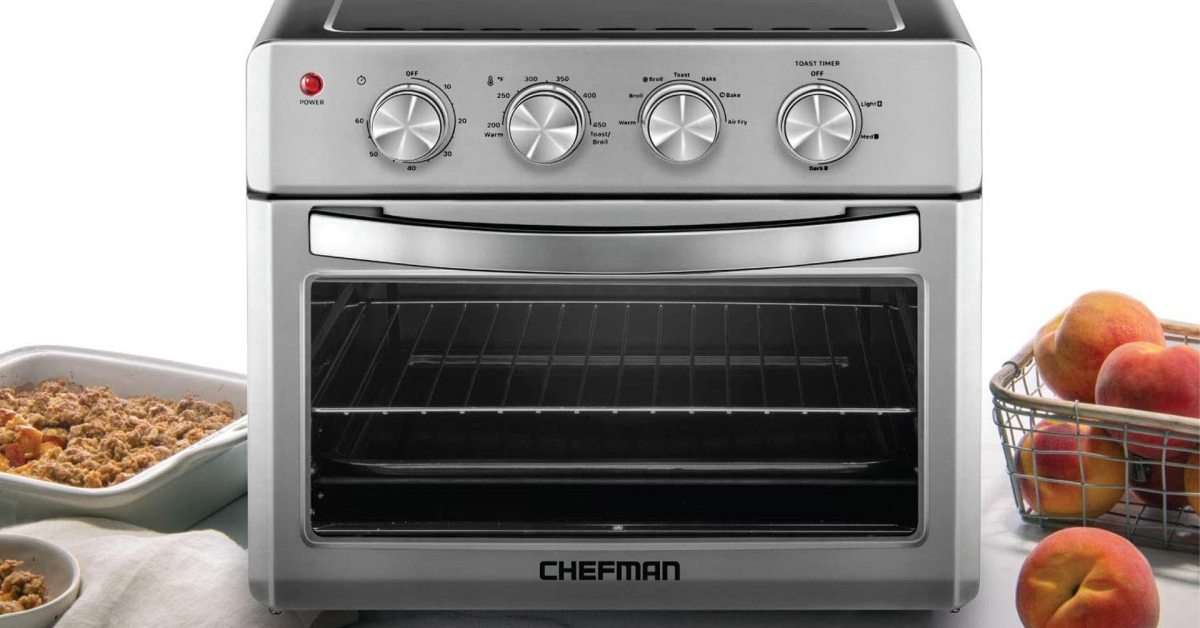 Chefman's extra-large air fryer does the work of seven tools in your kitchen at a low of $99 - 9to5Toys