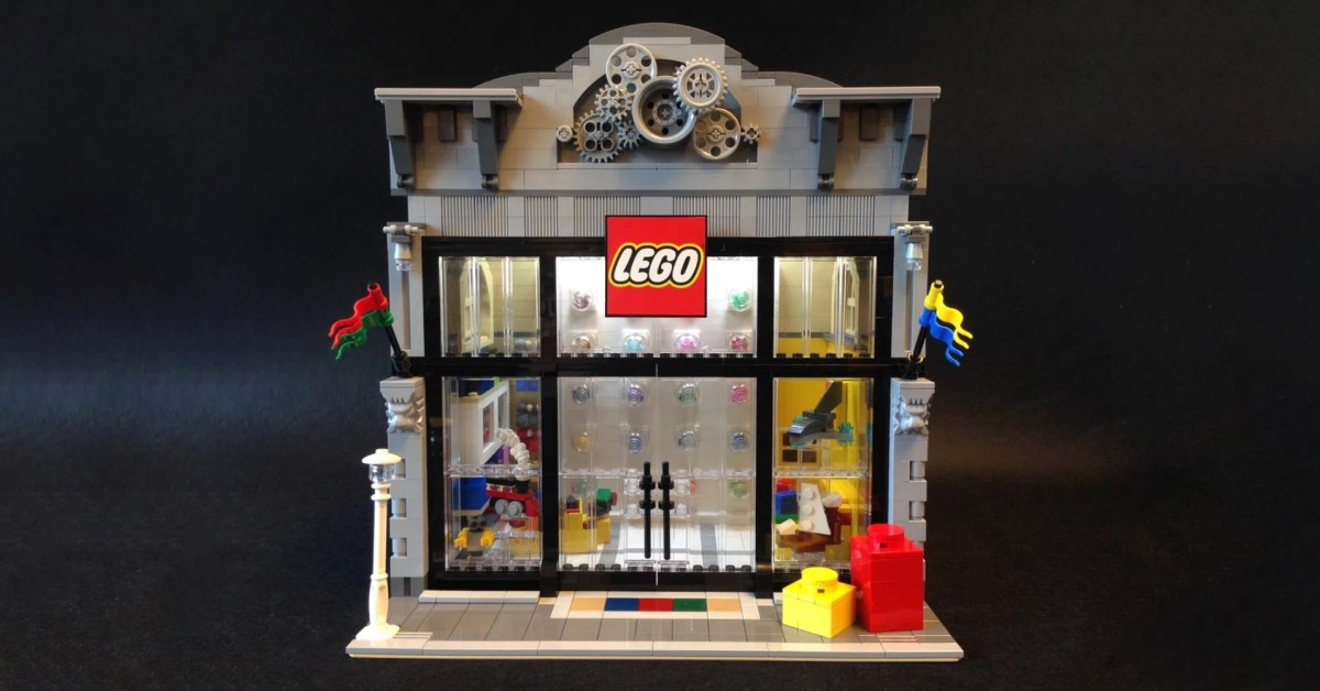 LEGO BrickLink Designer Program officially debuts with 31 kits - 9to5Toys