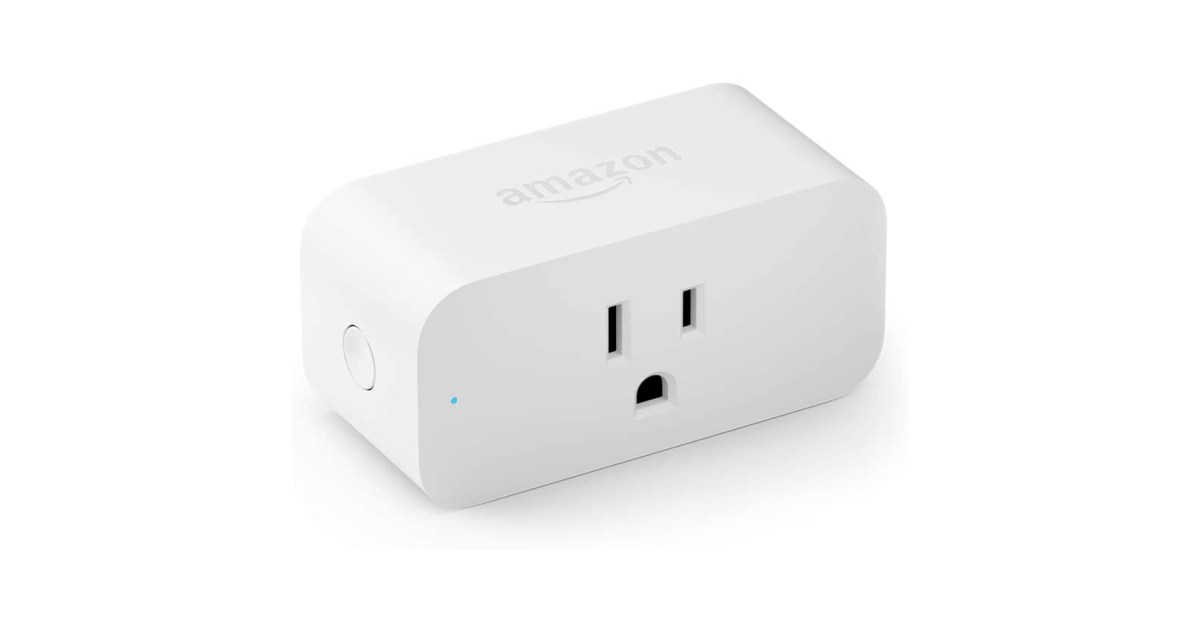 Amazon's official Smart Plug plunges to $15 (Save 40%, All-time low) - 9to5Toys