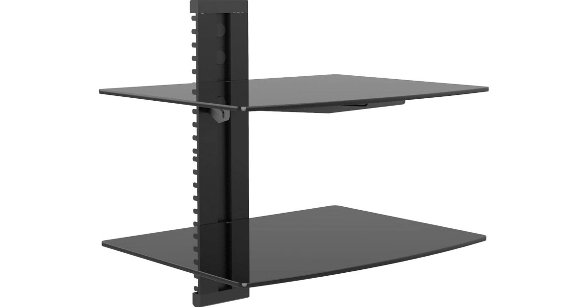 Clean up your home theater with this budget-focused wall-mounted floating shelf at $17.50 - 9to5Toys