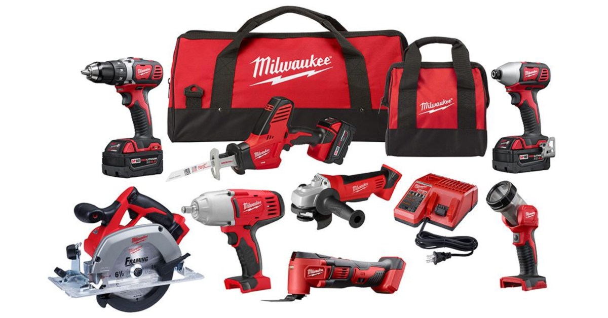 Home Depot takes up to $400 off Milwaukee electric tool bundles and more - 9to5Toys
