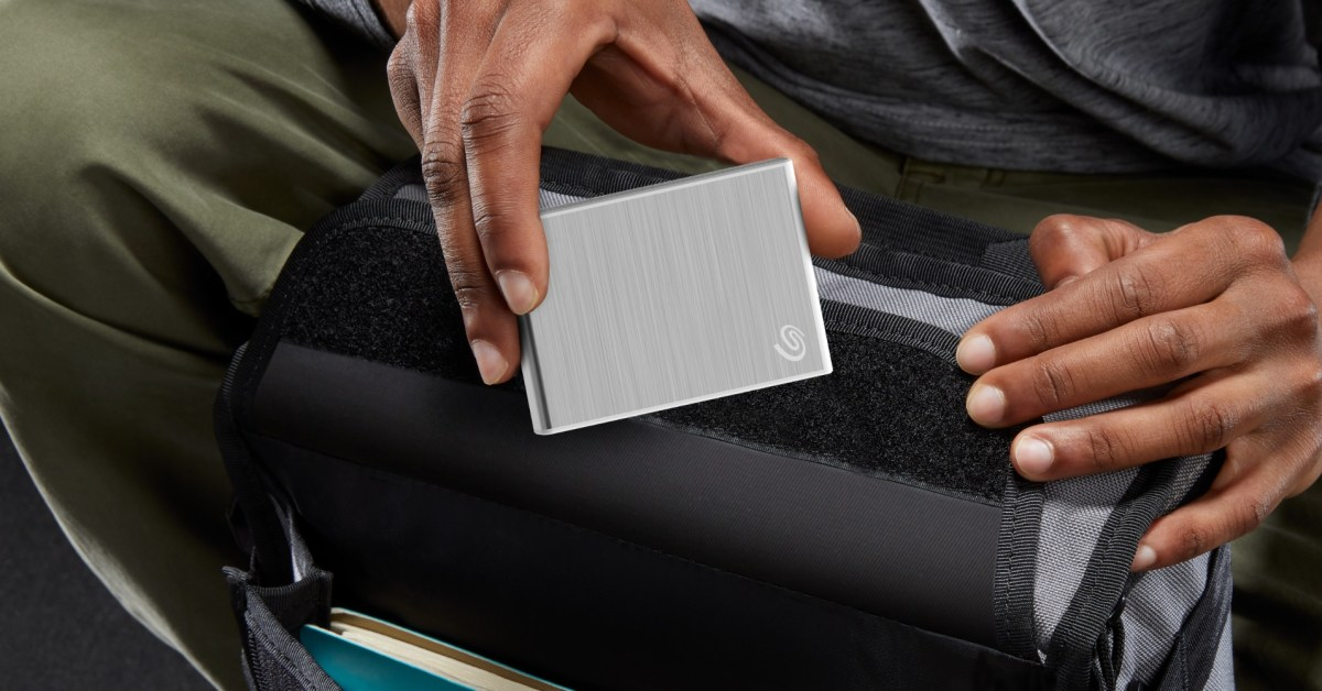 Seagate One Touch SSD touts refreshed design, faster speeds - 9to5Toys