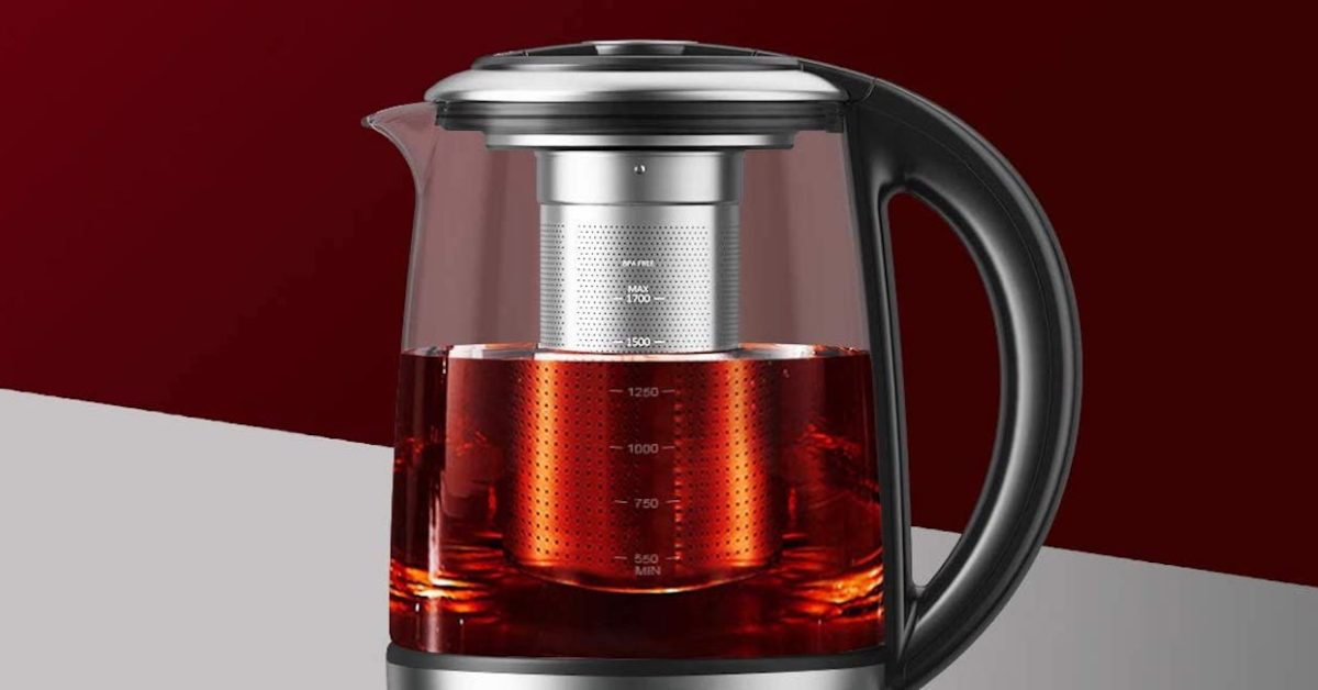 This stainless steel precision temperature kettle with infuser is now down at $51 (Reg. $70) - 9to5Toys