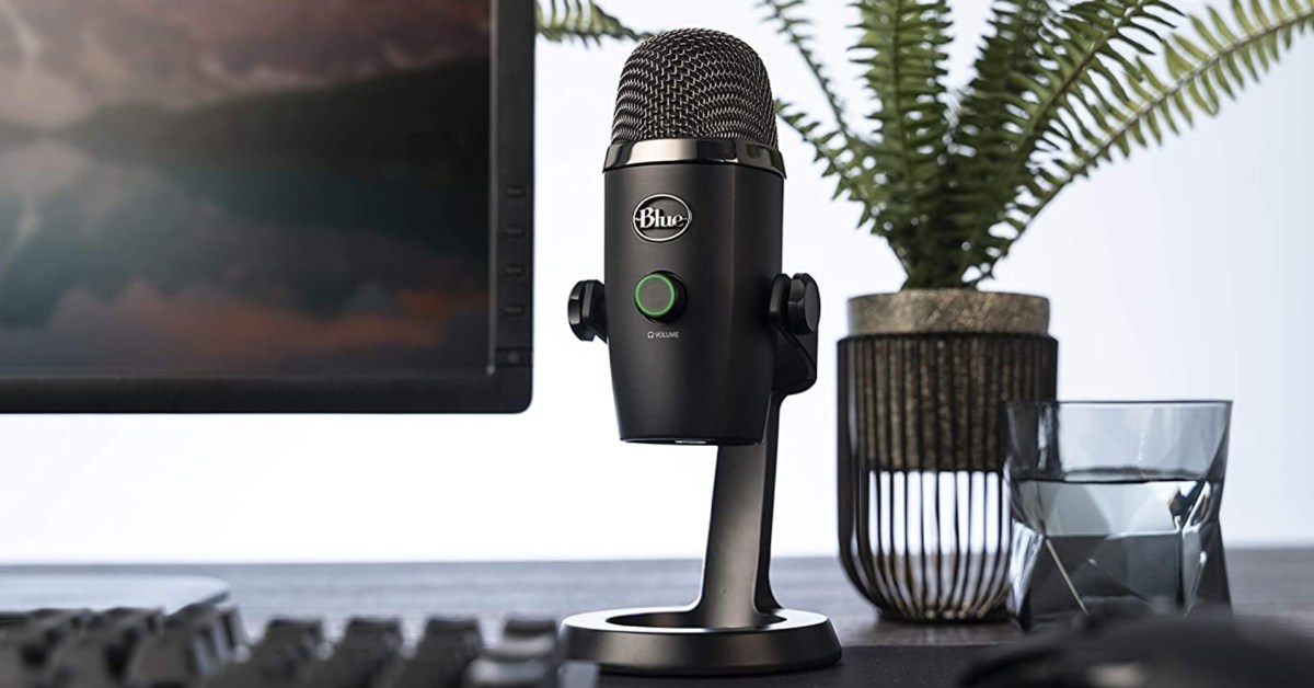 Blue's Yeti Nano USB microphone upgrades your streaming setup at $80 (Save up to 20%)