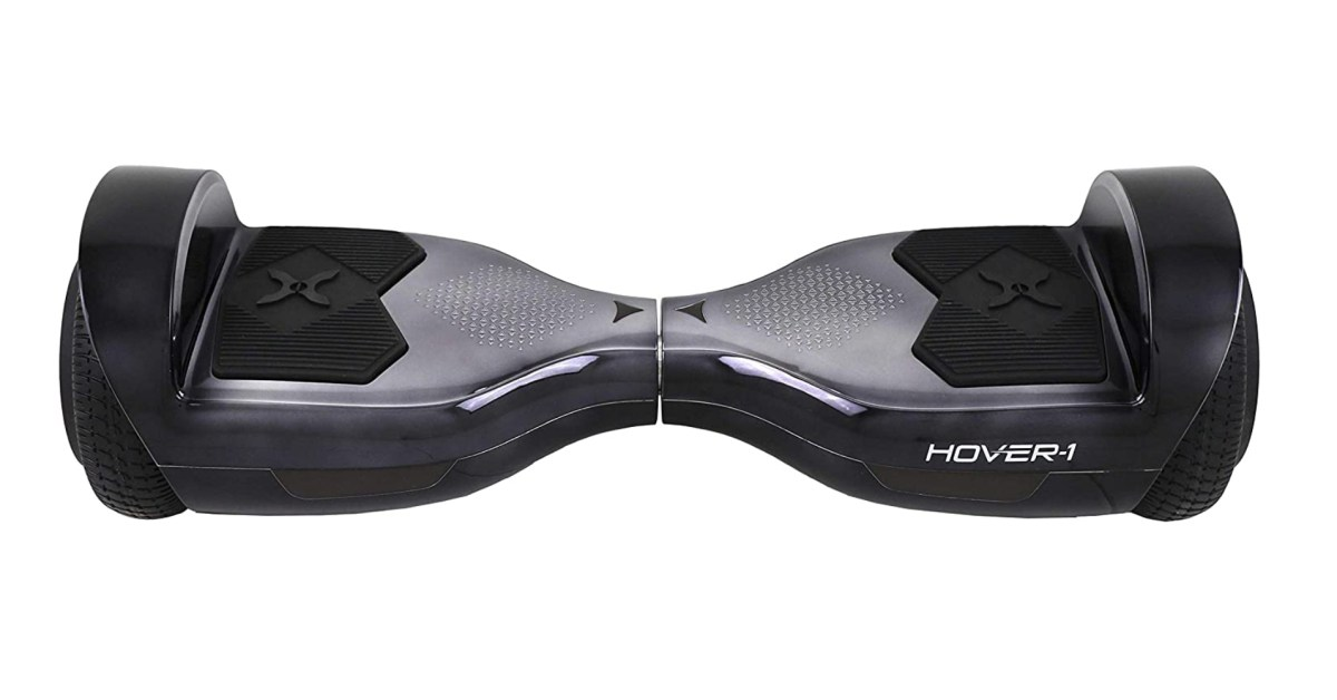 Get some fresh air while cruising on a Hover-1 Helix Electric Hoverboard: $128 (Reg. $159) - 9to5Toys