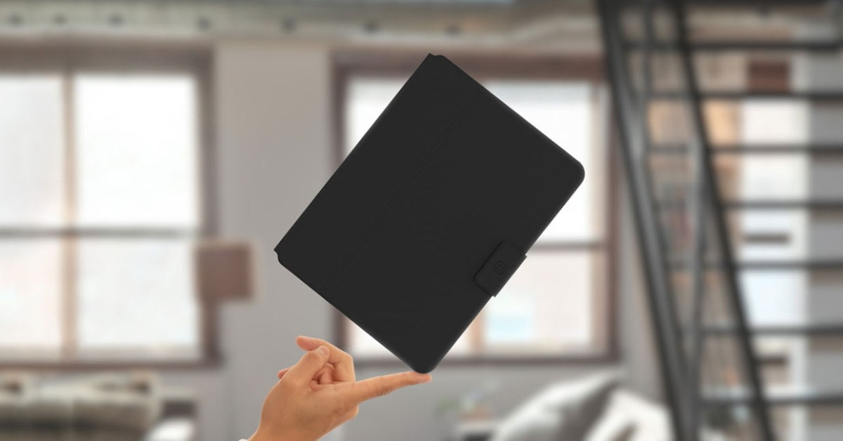 New SureView Incipio iPad case with magnetic view-lock - 9to5Toys