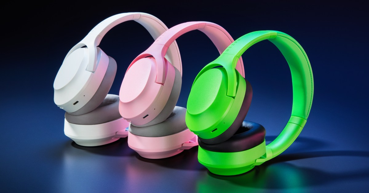 Razer Opus X headphones debut with ANC and lower price tag - 9to5Toys