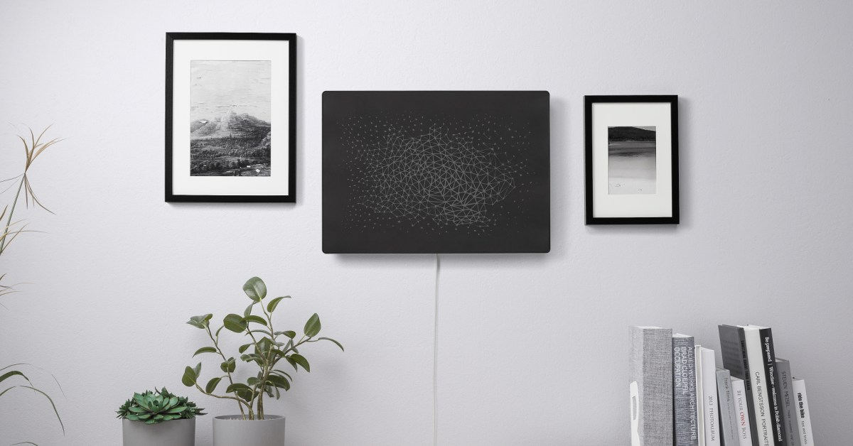 IKEA intros SYMFONISK Picture Frame Speaker with AirPlay 2 - 9to5Toys