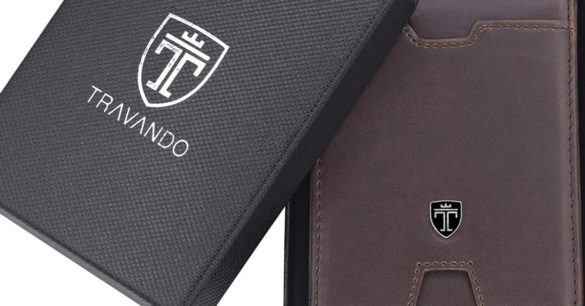 Amazon's best-selling men's slim RFID wallet hits all-time low at $20 Prime shipped (35% off) - 9to5Toys