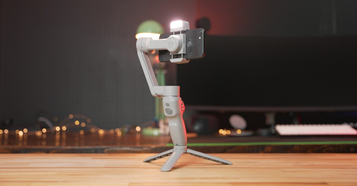 Review: Zhiyun Smooth-Q3 might be the last iPhone gimbal you need