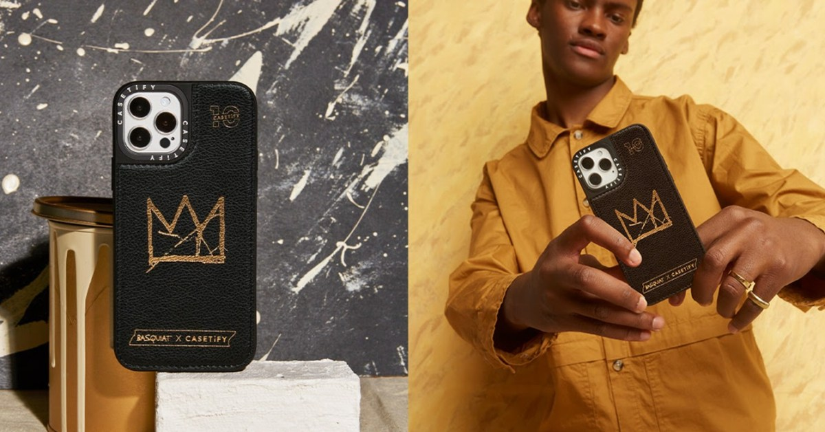 CASETiFY x Basquiat collab is long overdue, but the wait is finally over - 9to5Toys