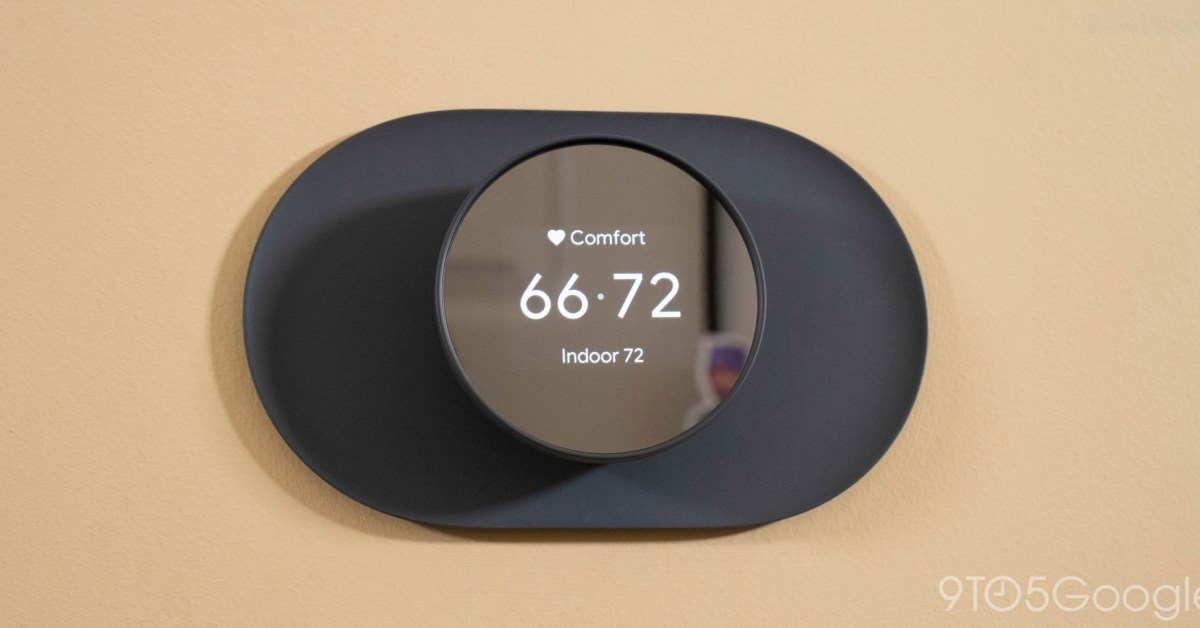 Latest Google Nest Thermostat sees rare discount down to all-time low of $100 (Save $30) - 9to5Toys