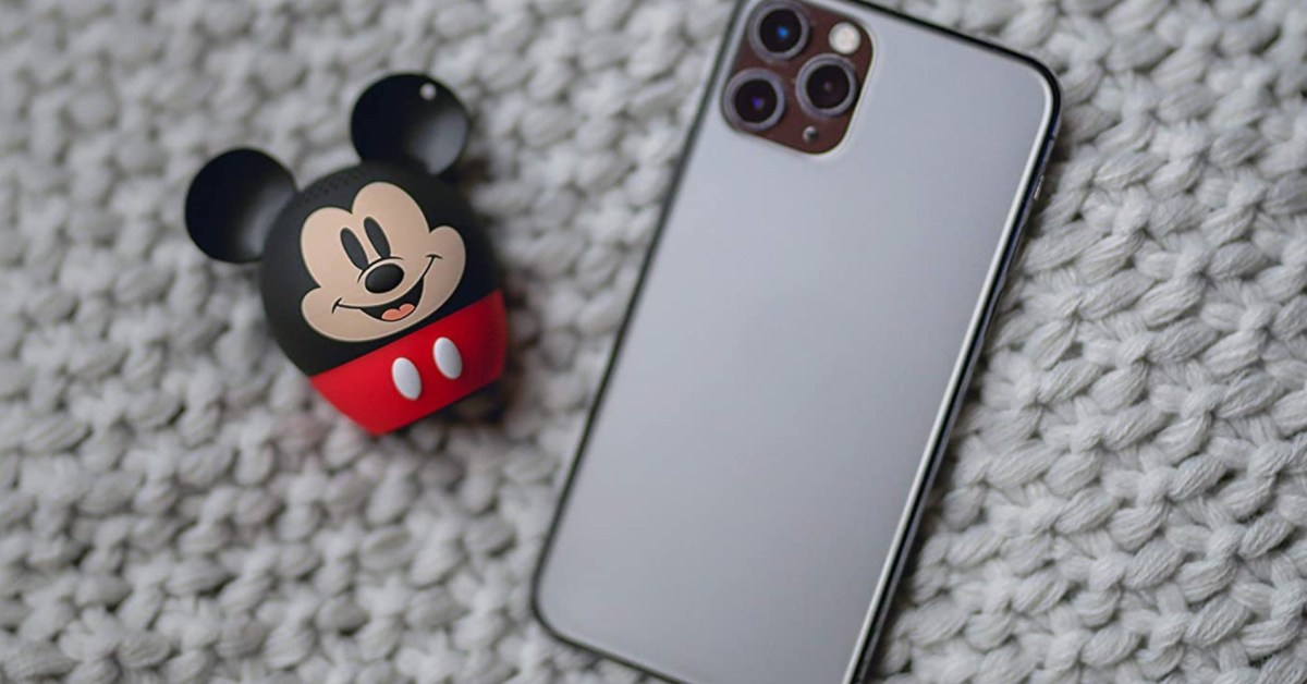 Smartphone Accessories: Bitty Boomers Mickey Mouse Speaker $17, more
