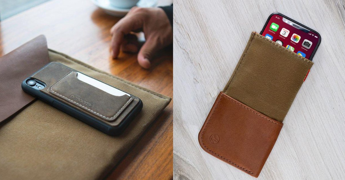DODOcase iPhone 13 collection now live: custom case designer, leather wallets, more