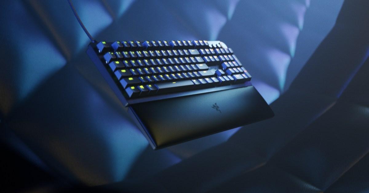 Razer's new Huntsman V2/TKL deliver near-zero input latency + upgraded acoustics to your setup