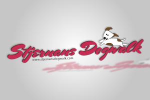 stjernans dogwalk logotyp