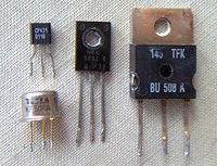 Transistor Circuit Test And Fault Finding Using A Multimeter (1/2)
