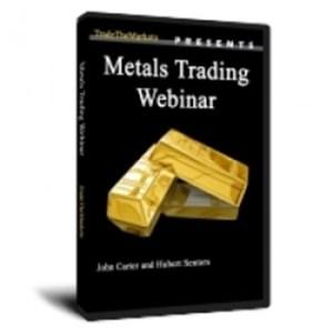 John Carter and Hubert Senters – Metals Trading Webinar