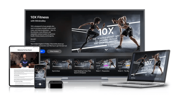 10X Fitness MindValley- 9WSO Download
