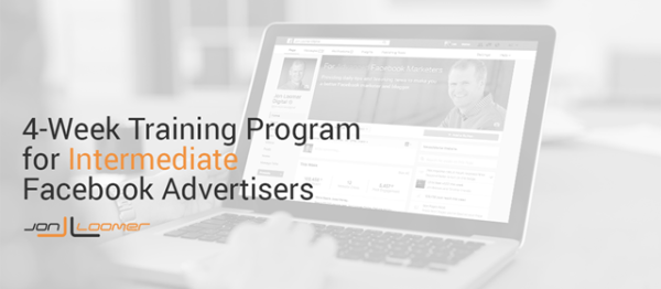Jon Loomer Facebook for Intermediate Advertisers- 9WSO Download