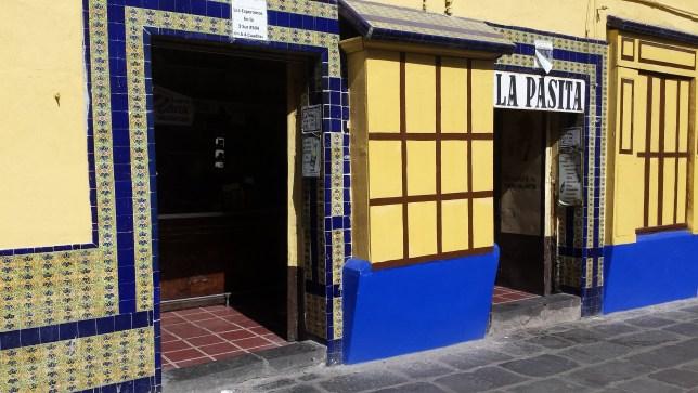 La Pasita Puebla, since 1916