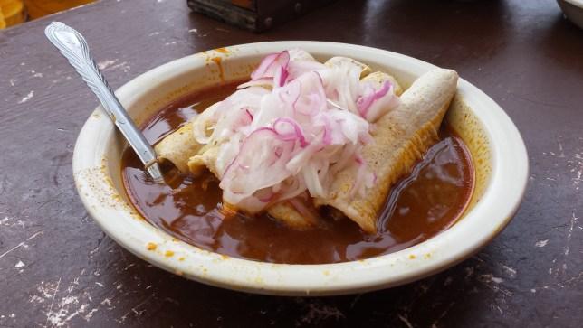 Tacos de pibil Tacos David Veracruz