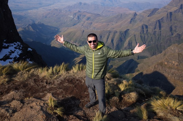 The Amphitheatre, Drakensberg, South Africa