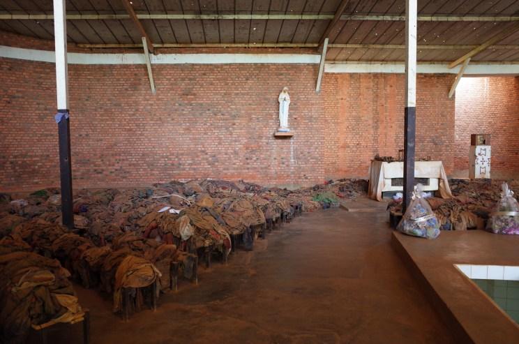 Nyamat Genocide Memorial, Rwanda