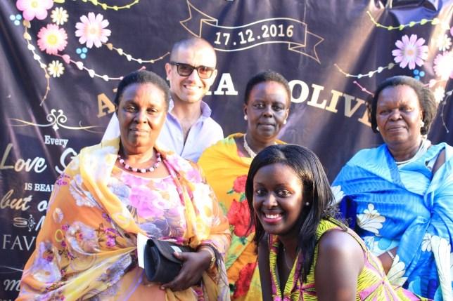 AirBnB Kampala Uganda Wedding