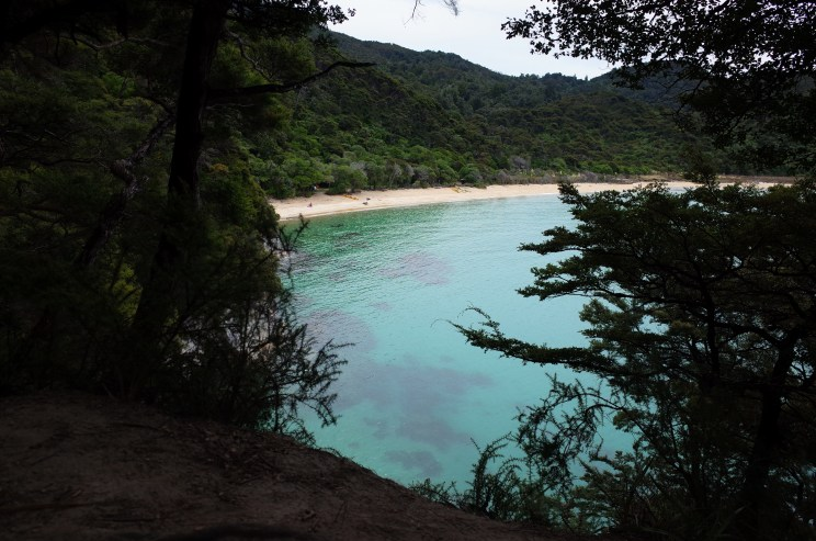 Abel Tasman National Park New Zealand