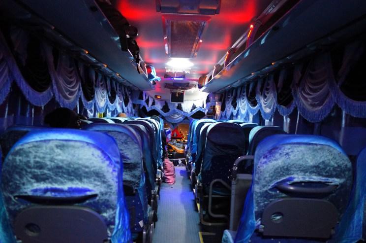 Sudan bus