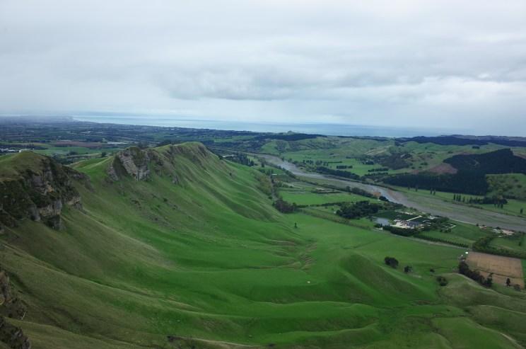 Te Mata Peak, New Zealand