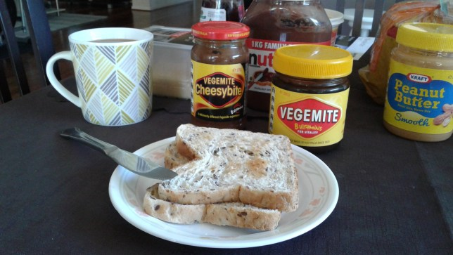 vegemite in Melbourne