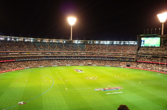 Melbourne Cricket Ground, AFL, MCG