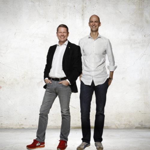 Peter Kleingarn, Harald Strelen Aiqunited