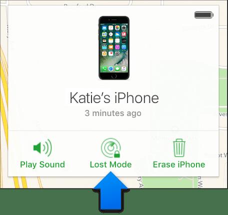 วิธีบล็อก iPhone หากถูกขโมย