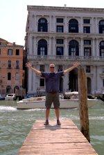 """""""I'm in Venice!"""""""