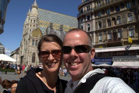 Andi & Kirk in Wien