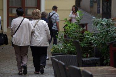 Heidi & Pat in Vienna