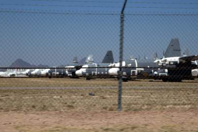 Davis-Monthan Air Force Boneyard