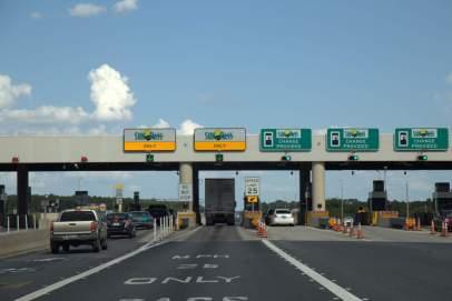Turnpike tolls