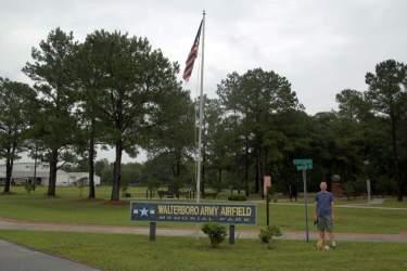 Walterboro Army Airfield