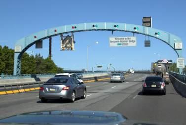 NJ to PA