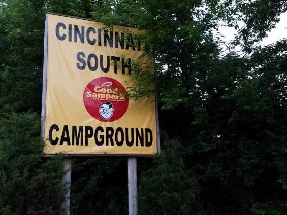 Cincinnati South Campground