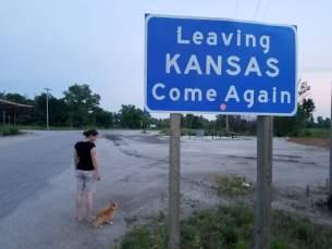 We're not in Kansas anymore