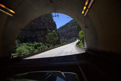 Glennwood Canyon
