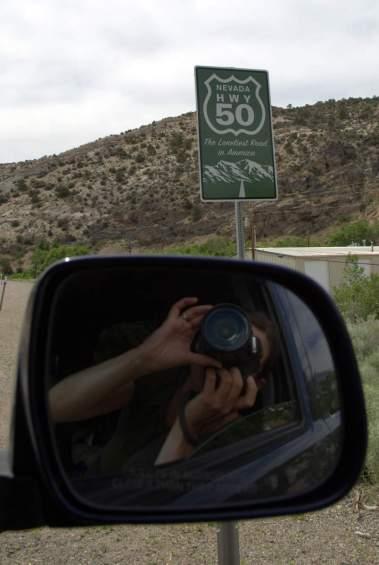 Hwy 50, the lonliest road in America