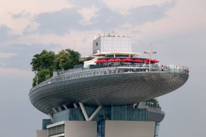 Marina Bay Sands Sky Deck